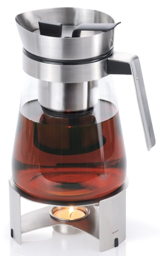 Tea Maker and Warmer Set