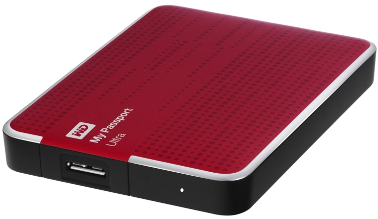 Ultra 2TB Portable External Hard Drive USB 3.0