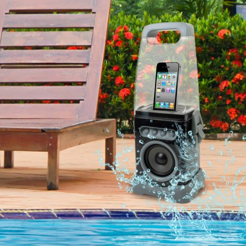 iCanister MP3iPod Water Resistant Speaker
