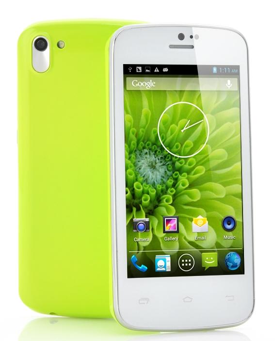 4 Inch Slim Android 4.2 Phone Zinnia