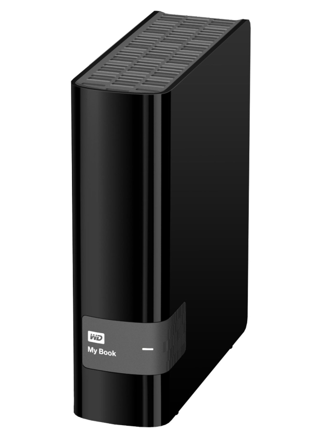 4TB USB 30 Hard Drive with Security Local and Cloud Backup