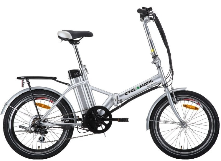 Bicycle Electric Foldaway Bike with Lithium-Ion Battery