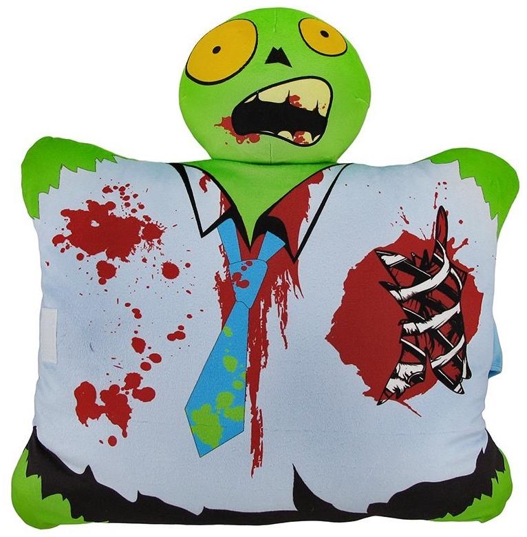 Boy Zombie Pillow Pet