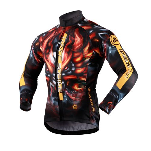 Cycling Suits Fleece Thermal Long Jersey Winter Pants Tights-Horde