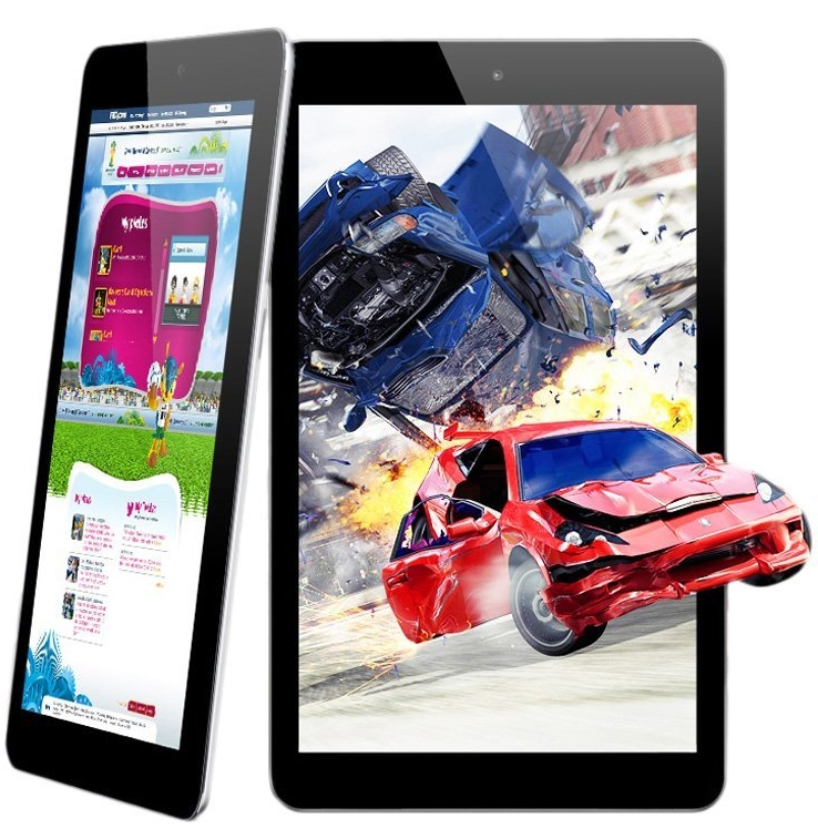 DBPad 7-inch Android 4.2 8GB Internet Tablet