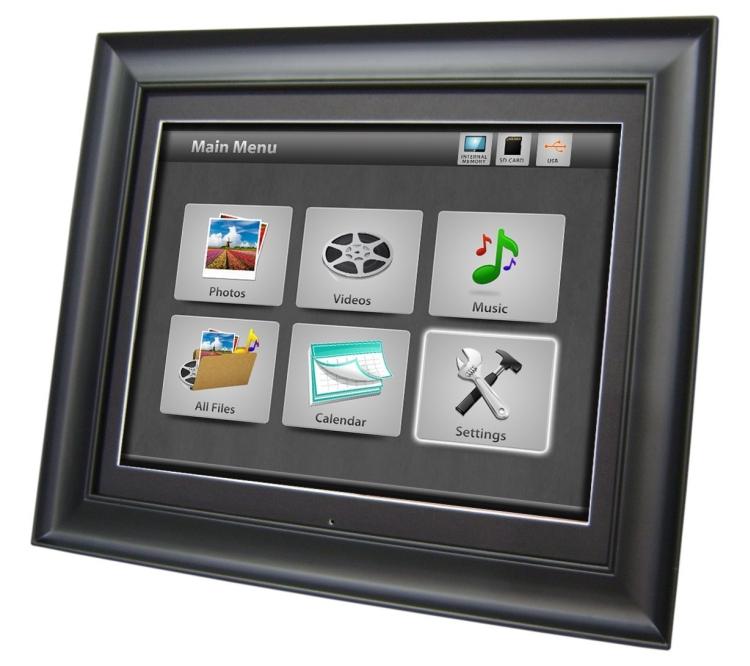 Impecca 17-Inch Digital Photo Frame