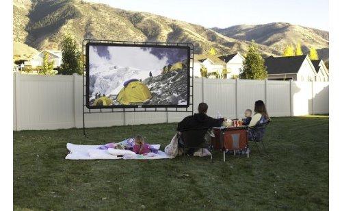 IndoorOutdoor Movie Screen
