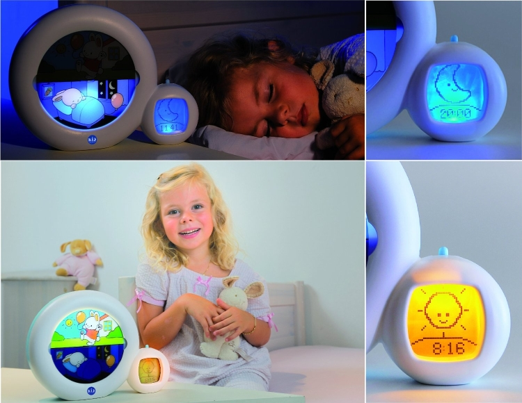 Kids Kid'Sleep Moon Nightlight
