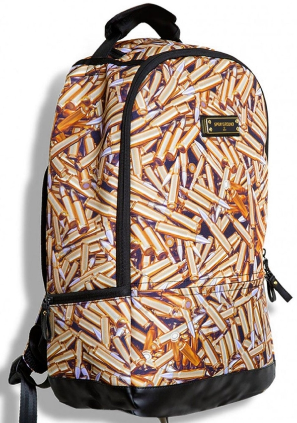 Kings Arsenal Backpack in Brass