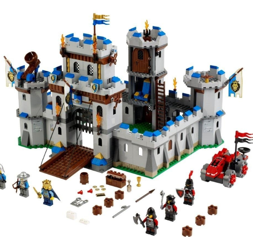 LEGO Castle King