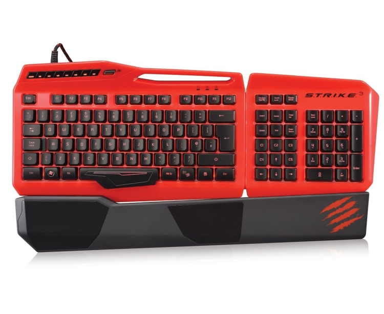 Mad Catz Gaming Keyboard for PC