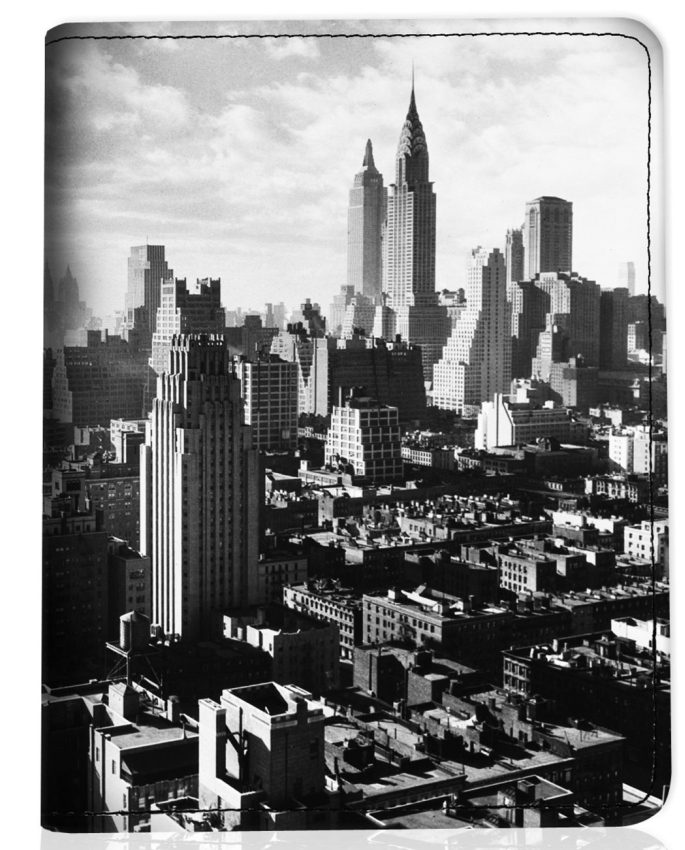 New York Times Cover for Kindle, View from Riverhouse (fits Kindle Paperwhite, Kindle, and Kindle Touch)