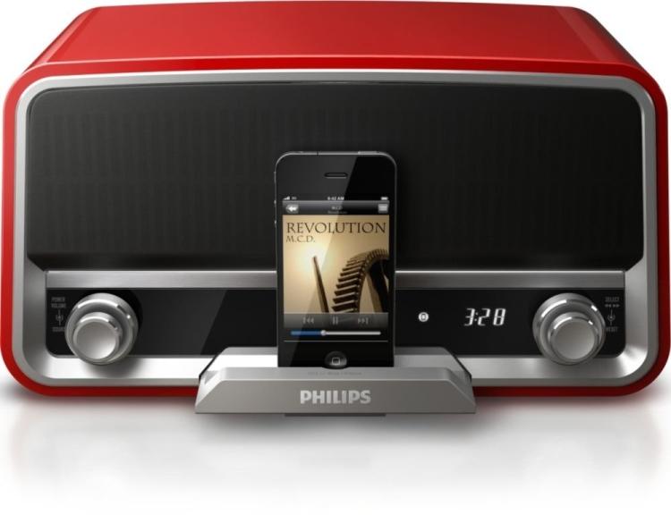 Philips Original Radio Dock for iPodiPhone