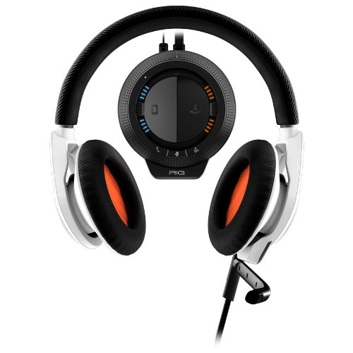 Plantronics RIG Stereo Gaming Headset with Mixer for Xbox 360 and PS3