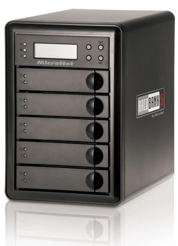 RAIDBank5 20TB 5Bay