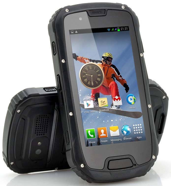 Rugged Android 4.2 Phone Utor