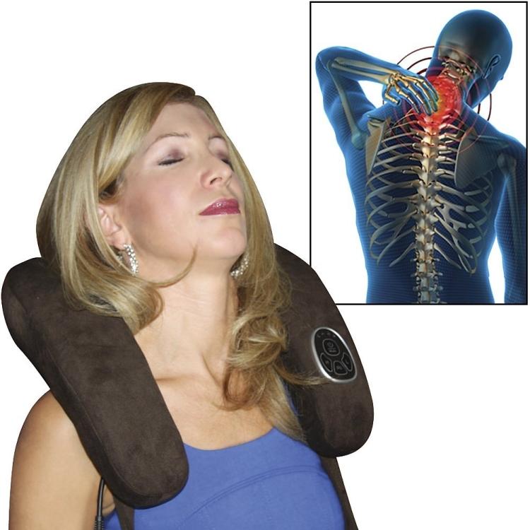 Shiatsu Neck and Shoulder Massager with Heat