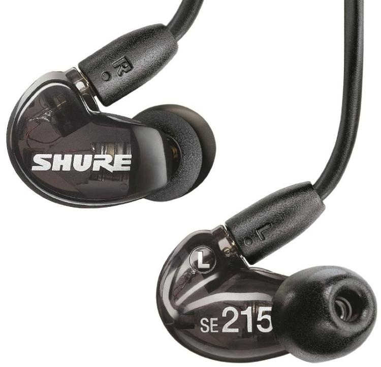 Shure  Live Sound MonitorBlack