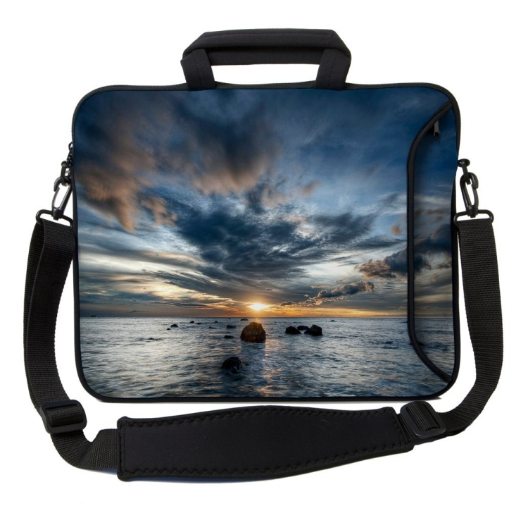 Sleeves 17 Inch Sunset Executive Laptop Case