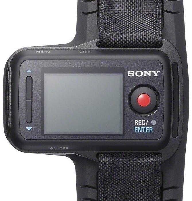 Sony RMLVR1 WiFi Remote for AS30V Action Cam