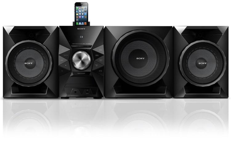 Sony  Watts Music System