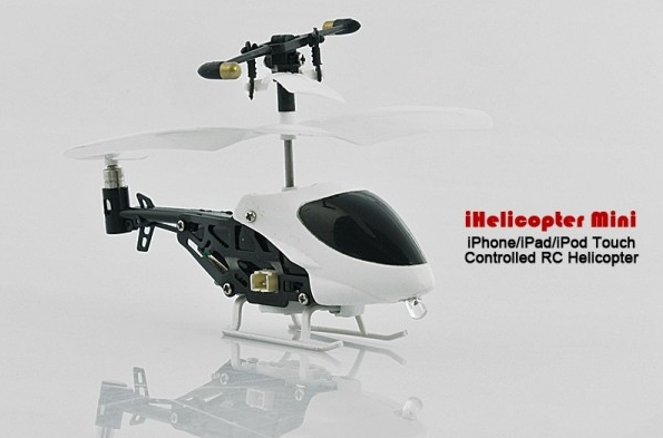 Stainless Steel iHelicopter Mini Version