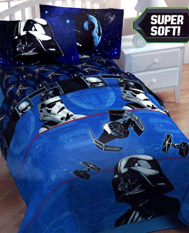Star Wars Darth Vader 5pc Full-Double Bedding Set