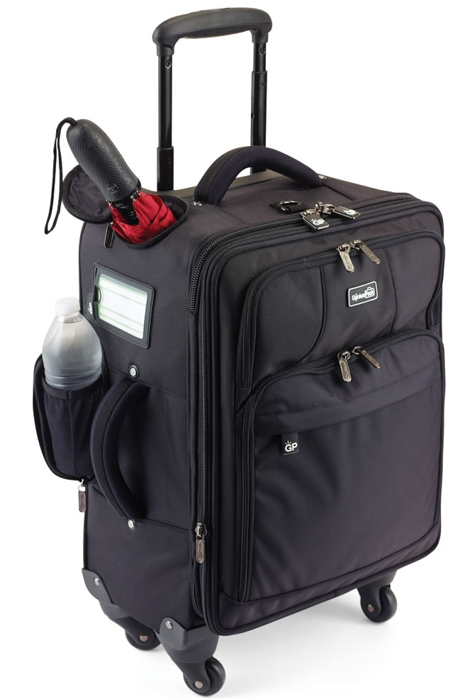 The Organized Traveler's Rolling Carry On