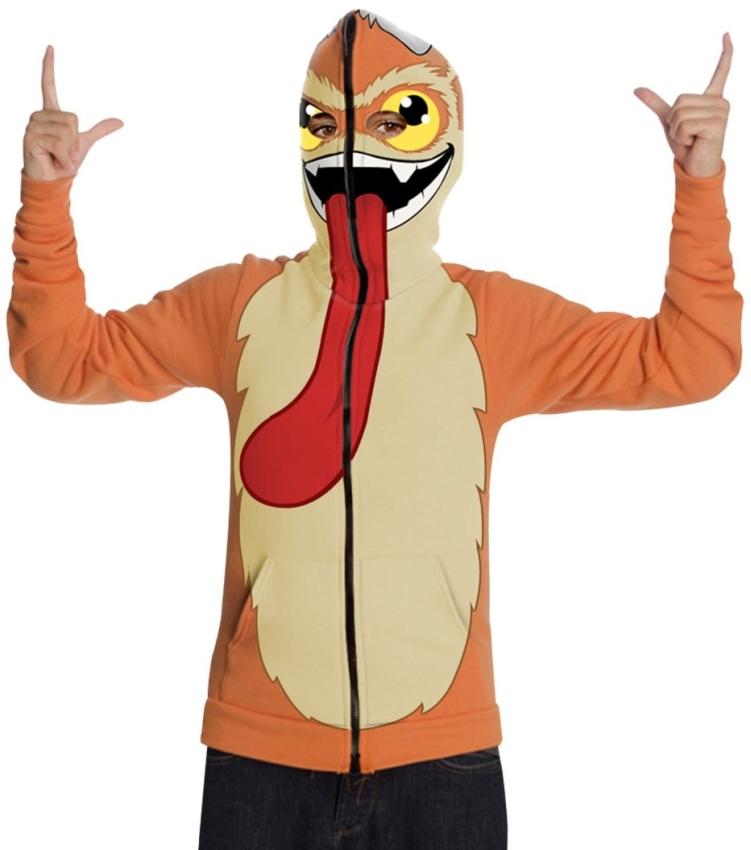 Trigger Happy Skylanders Costume Hoodie