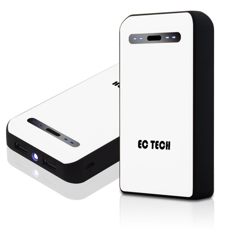 USB 13000mAh External Battery Pack Portable Power Bank Charger