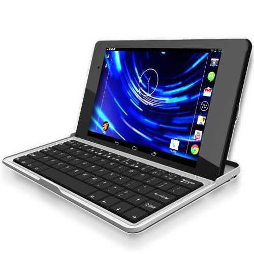 luetooth Keyboard Stand Case for Google Nexus 7 or 7 FHD