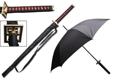 samurai handle umbrella