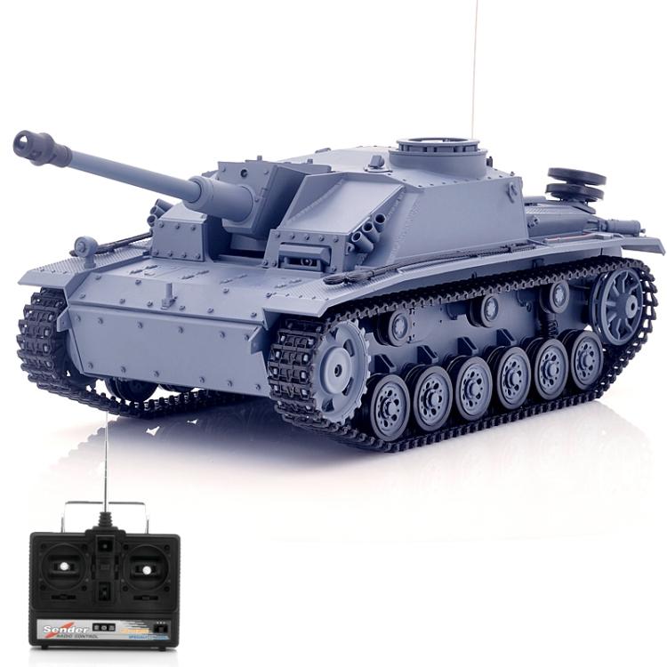 116 RC Tank Sturmgeschutz III