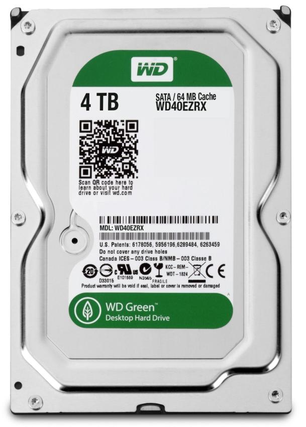 4 TB WD Desktop Hard Drive