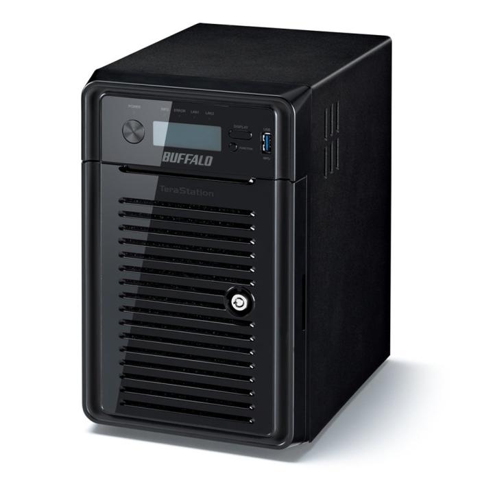 BUFFALO TeraStation 5600 WSS 24 TB 6-Bay