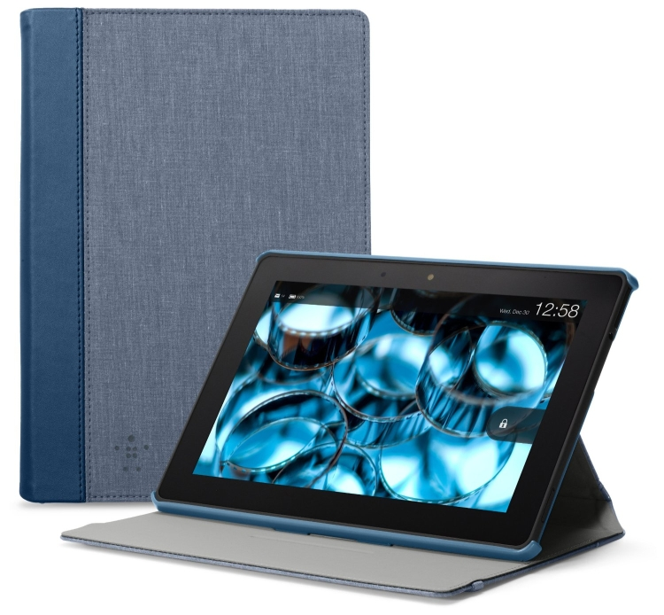 Chambray Cover for Kindle Fire HDX 8.9