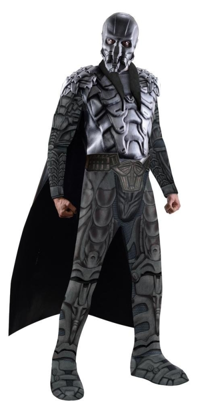General Zod Deluxe Adult Costume