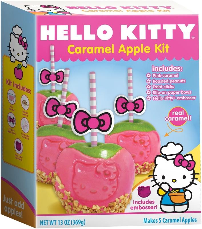 Hello Kitty Caramel Apple Kit