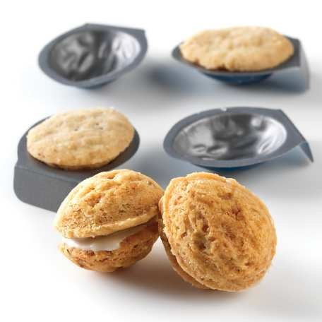 King Arthur Flour Walnut Cookie Molds