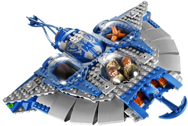 LEGO Star Wars 9499 Gungan Sub