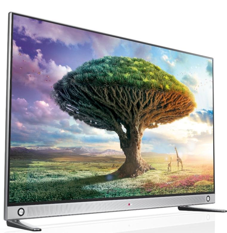 LG Electronics 55LA9650 55-Inch 1080p 4K Ultra HD 240Hz 3D LED TV