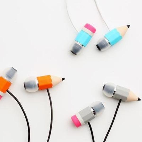 Magic Pencil Earphones