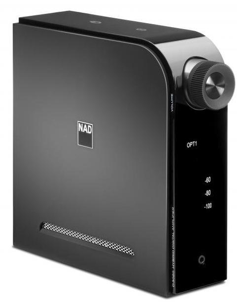 NAD Electronics D 3020 Hybrid Digital Amplifier with aptX Bluetooth