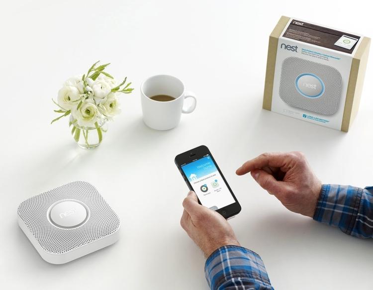 Nest Protect Smoke Carbon Monoxide