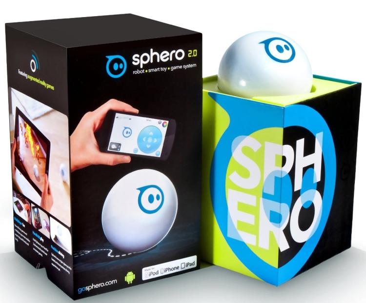 Orbotix Sphero 2.0 App Controlled Robotic Ball