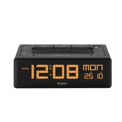 Oregon Scientific EC101 EasyPlus Talking Alarm Clock