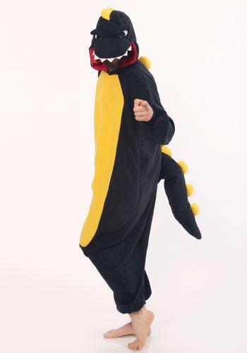 Pajamas Halloween Costumes Godzilla Dinosaur