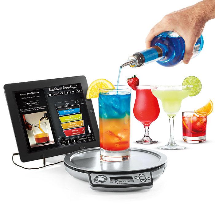 Perfect Drink AppControlled Smart Bartending