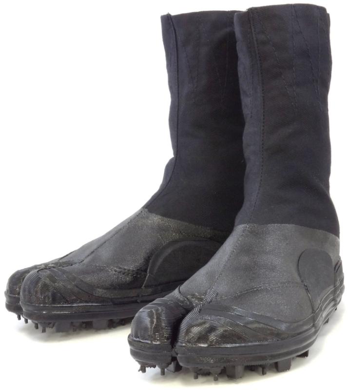 Rikio Spiked Tabi Shoes