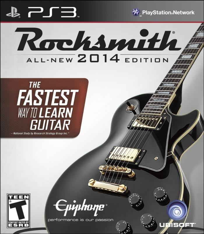 Rocksmith 2014 Edition Playstation 3